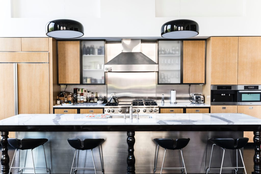 No matter what you need, stainless steel backsplash is the ideal option